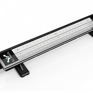 """120V LED Linear Machine Light - 19"""" OAL - Mounting Feet with (4) Integrated Rare-earth Neodymium Magnets"""